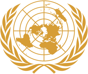 Emblem of the UN via Wikimedia Commons